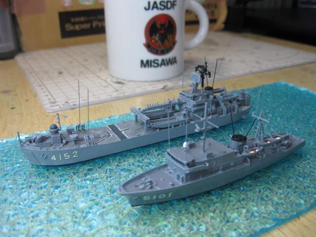 海洋観測艦あかしAGS5101の7