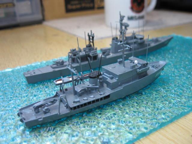 海洋観測艦あかしAGS5101の9