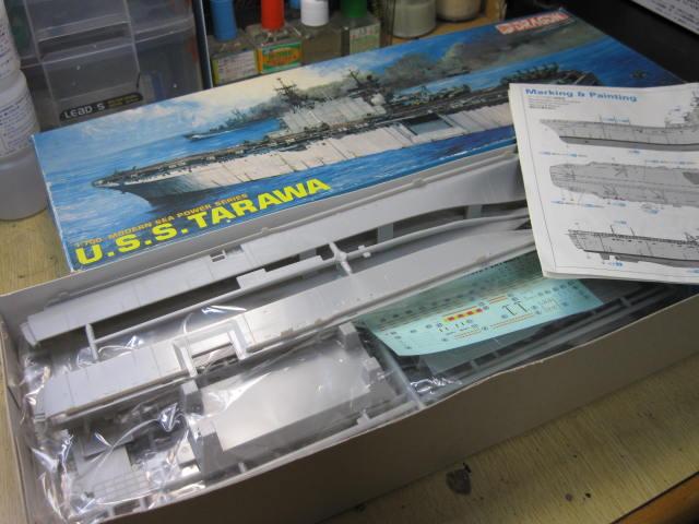 LHA-1 USS TARAWA の1