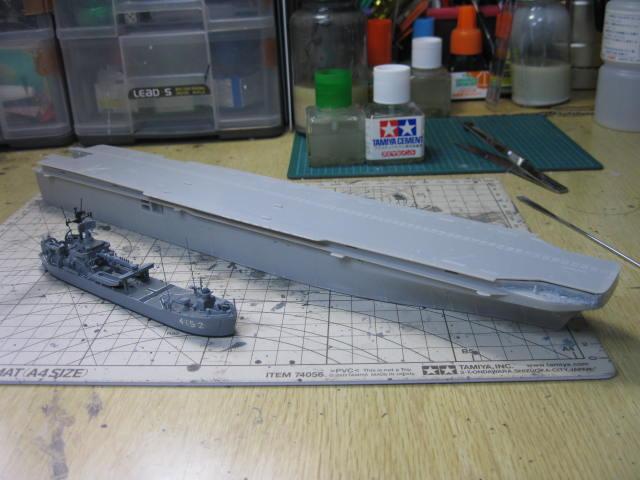 LHA-1 USS TARAWA の2