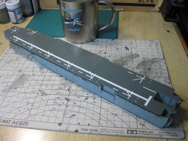 LHA-1 USS TARAWA の5