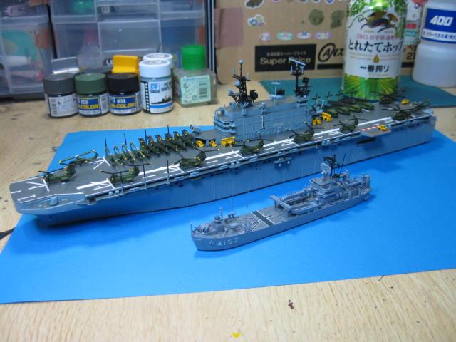 LHA-1 USS TARAWA の18