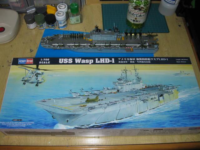 LHD-1 USS WASP no1
