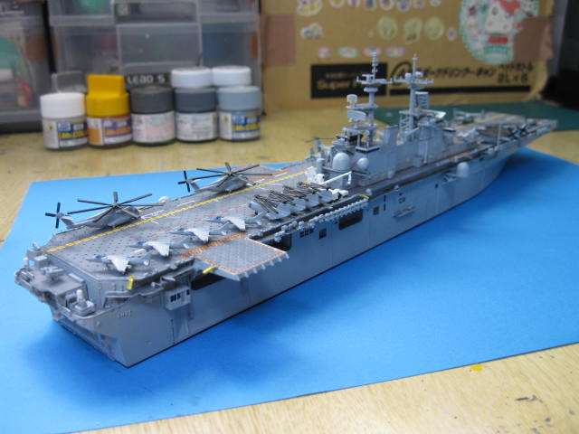 LHD-1 USS WASP no13