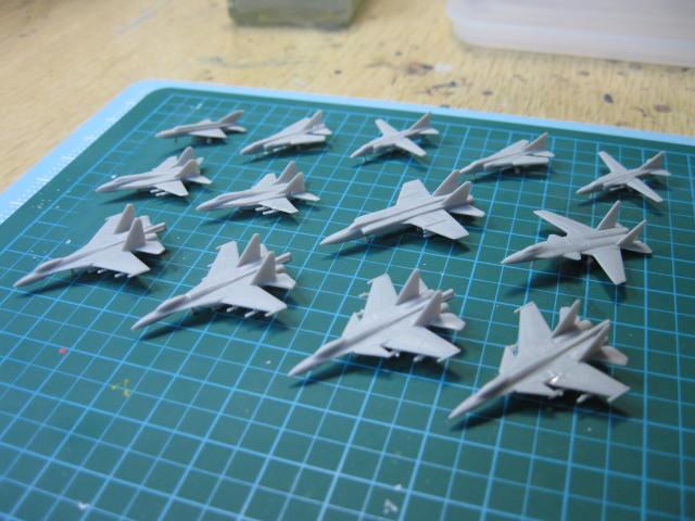 現用ロシア空軍機の2