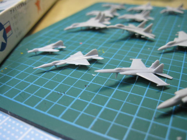 現用ロシア空軍機の4