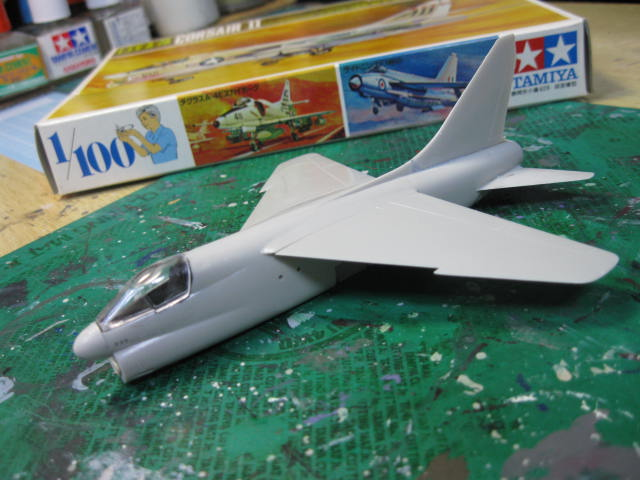 リングテムコボードA-7AコルセアⅡの2