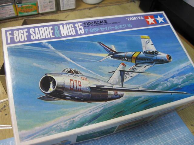 F-86F SABRE の1