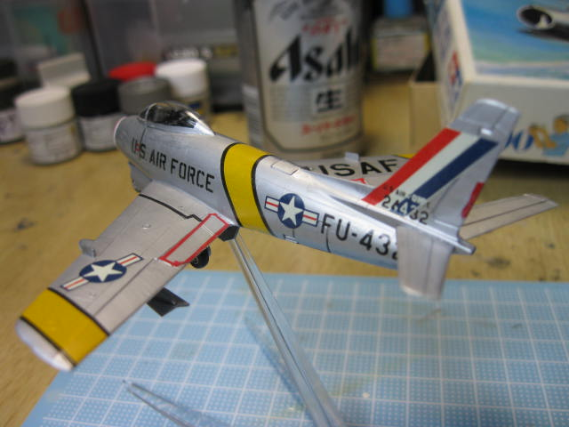 F-86F SABRE の5