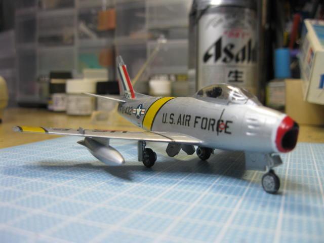 F-86F SABRE の6