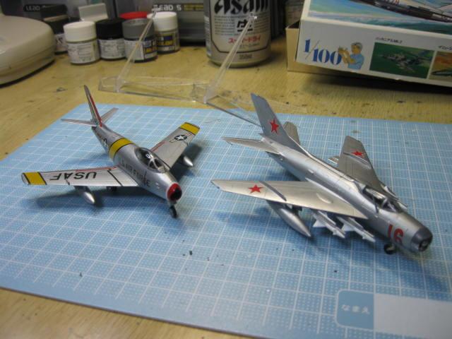 F-86F SABRE の7