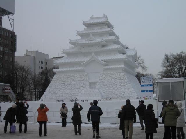 札幌雪祭り2012の3