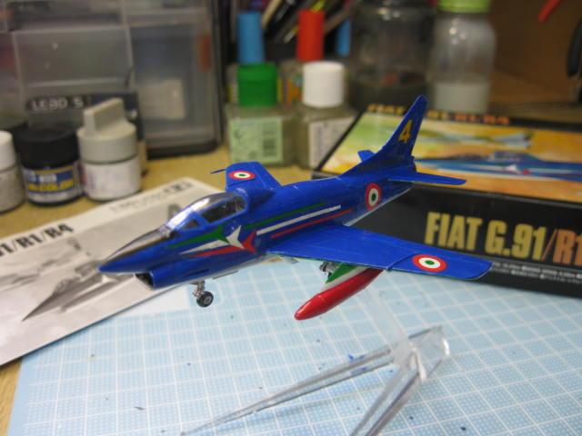 FIAT G.91 no3