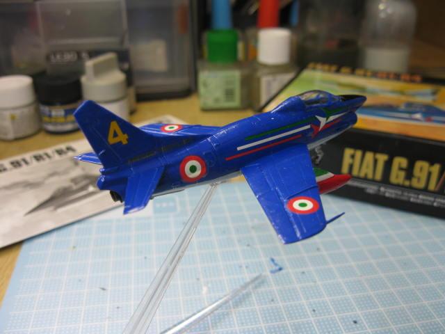 FIAT G.91 no4