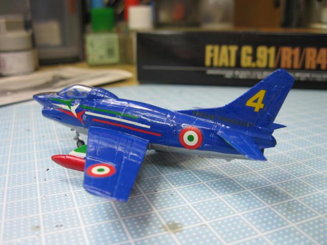 FIAT G.91 no5
