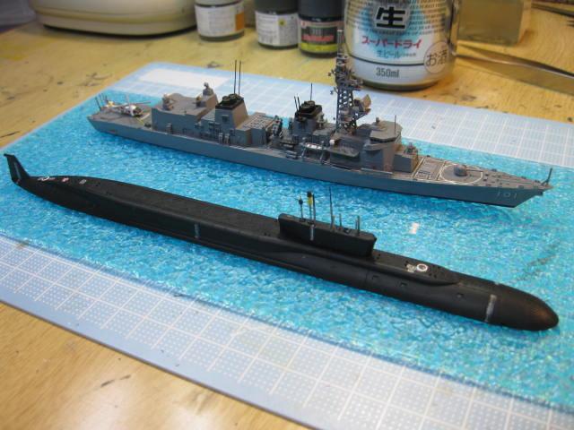 Borei Class SSBN の5