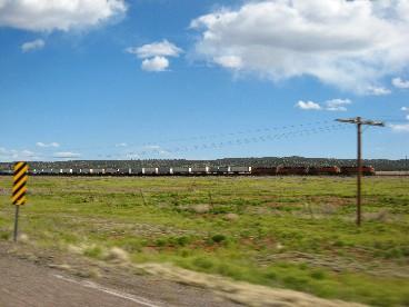 ルート66貨物列車