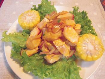 セビッチェ ペルー料理