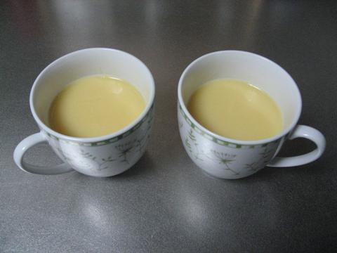 卵酒プリン6