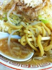 辰醤油麺110721