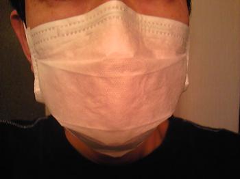 毎日用のマスク3