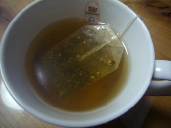 しょうがと甜茶2