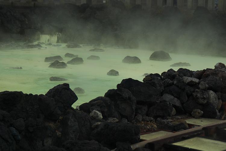 草津温泉 湯畑 3