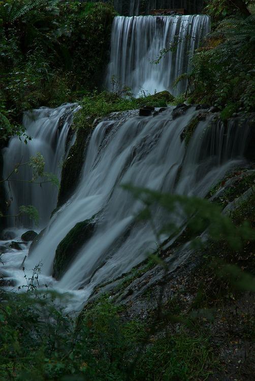 水と緑と ~軽井沢 白糸の滝 3~