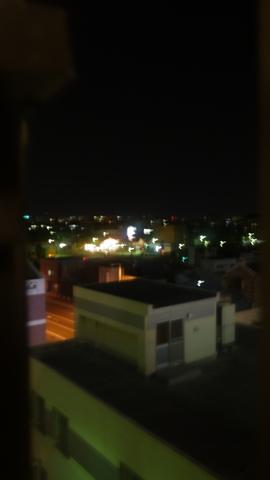 ホテルの景色