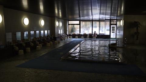 宮城蔵王ロイヤルホテル 内風呂