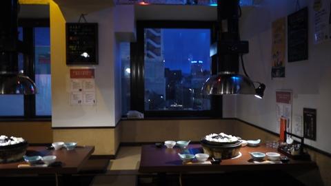 札幌のレストラン(ジンギスカン)
