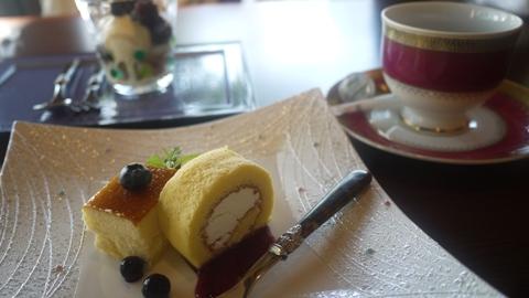 田里津庵 和菓子