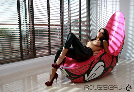 Lounge Chair - INSA x Rousseau