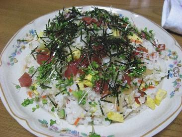 ひな散らし寿司