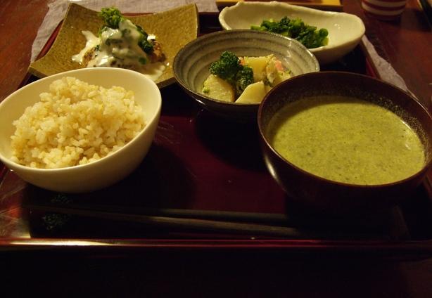 i-cafe晩御飯