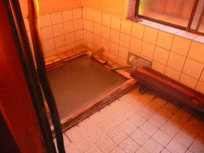 吾妻屋さんの家族風呂