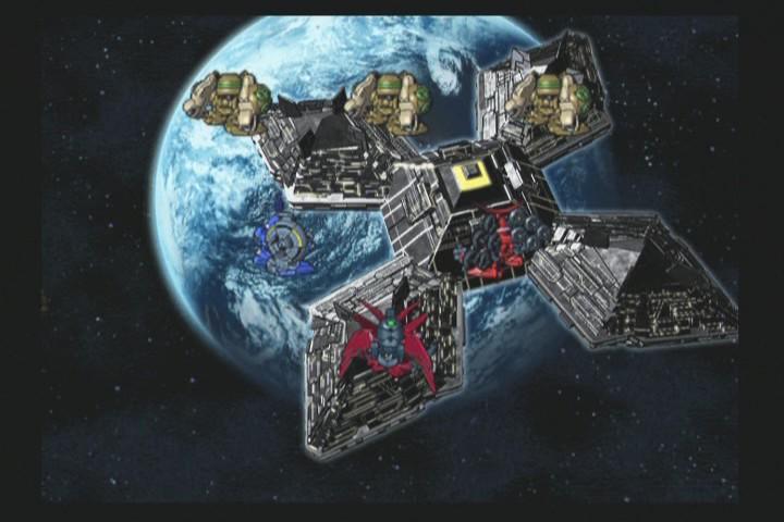 二次元書庫 【Gジェネウォーズ】バルジ攻防戦~激突する宇宙