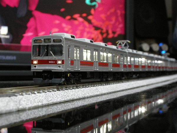 東急9000系9001F