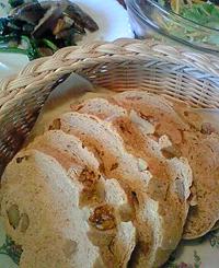 101212雑穀くるみパン5