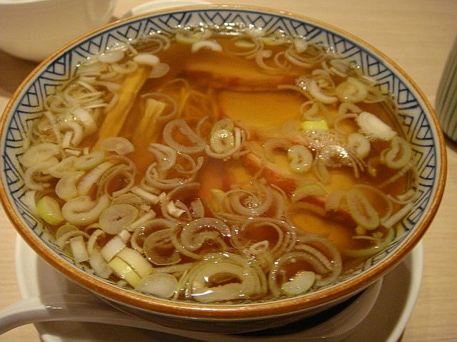 チャーシュー麺@よし町大勝軒
