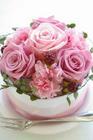 花バラケーキ2