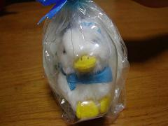 アフラック人形