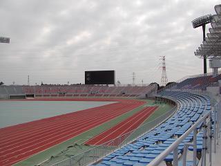 笠松陸上競技場