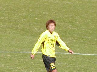 右サイドから谷澤選手のクロスを期待!