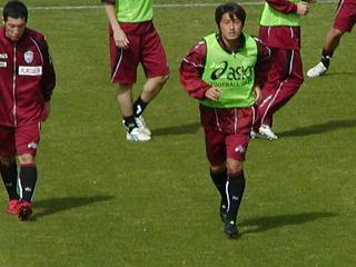 ヴィッセル神戸 三浦選手