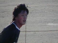 先制ゴールの李選手