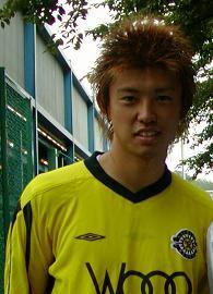 中澤聡太選手
