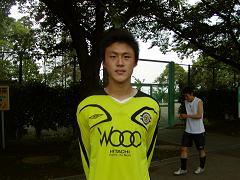 李忠成選手