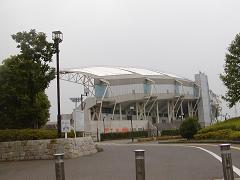 柏の葉競技場