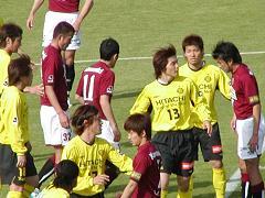 神戸戦、最高の試合を!